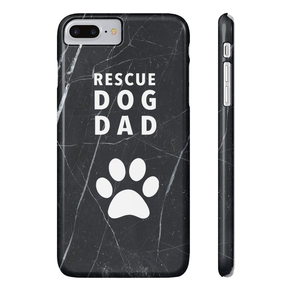 Slim iPhone 7 Plus Rescue Dog Dad
