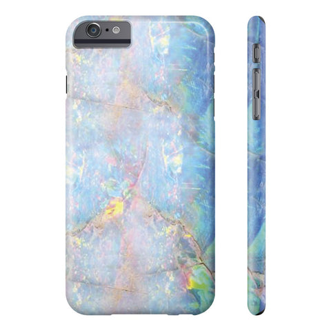 Slim Iphone 6/6s Plus Aqua Opal