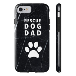 Tough iPhone 7 Rescue Dog Dad