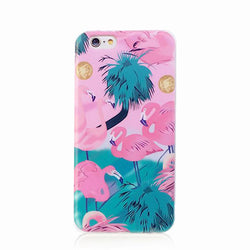 Pink Flamingo Case for iPhone 6s+