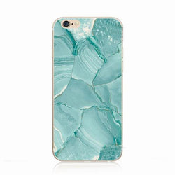 Aqua Shell Case for iPhone 6 6s 6s Plus 7 7 Plus
