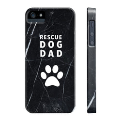 Slim Iphone 5/5s/5se Rescue Dog Dad