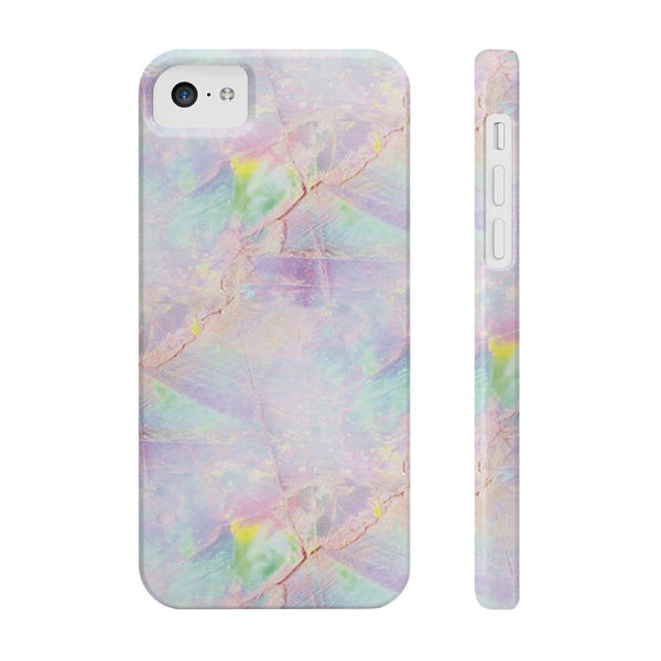 Slim Iphone 5C Pink Opal