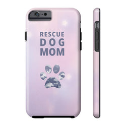 Tough Iphone 6/6s Rescue Dog Mom