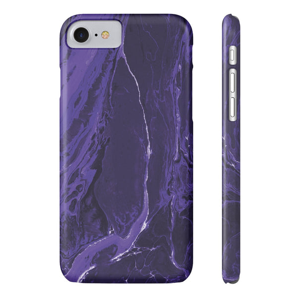 Slim iPhone 7 Dark Purple