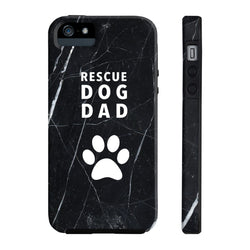 Tough Iphone 5/5s/5se Rescue Dog Dad