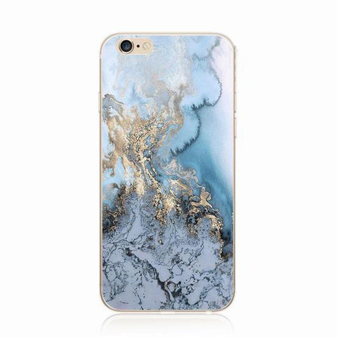 Ocean Shell Case for iPhone 6 6s 6s Plus 7 7 Plus