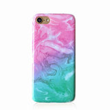 Candy Marble Case for iPhone7 6s 6 6/7Plus
