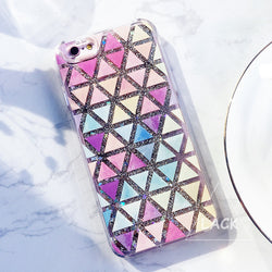 Geometric Prism Case For iphone 6 6S+