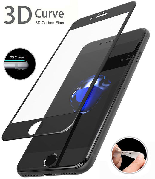 iPhone Curved Tempered Glass Protector