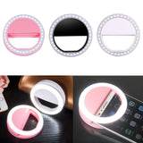 LED Selfie Light for All Phones