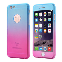 360 Degree Full Body Protection for iPhone 6 6s 6 Plus