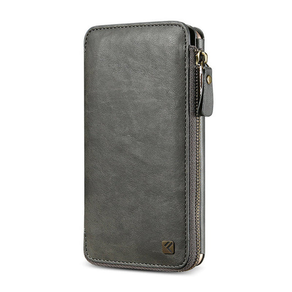 Vintage Leather Wallet Case for iPhone 5 | 5s | SE | 6 | 6s | 6s+ 7 | 7+