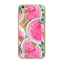 Fruit Case for iPhone 5 6 6s 6s+ 7 7+