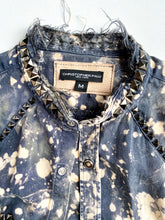 Studded Chambray Shirt