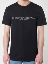 CHRISTOPHER PALU NEW YORK LOGO GRAPHIC T