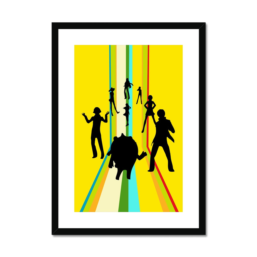 Persona 4 - Framed & Mounted Print