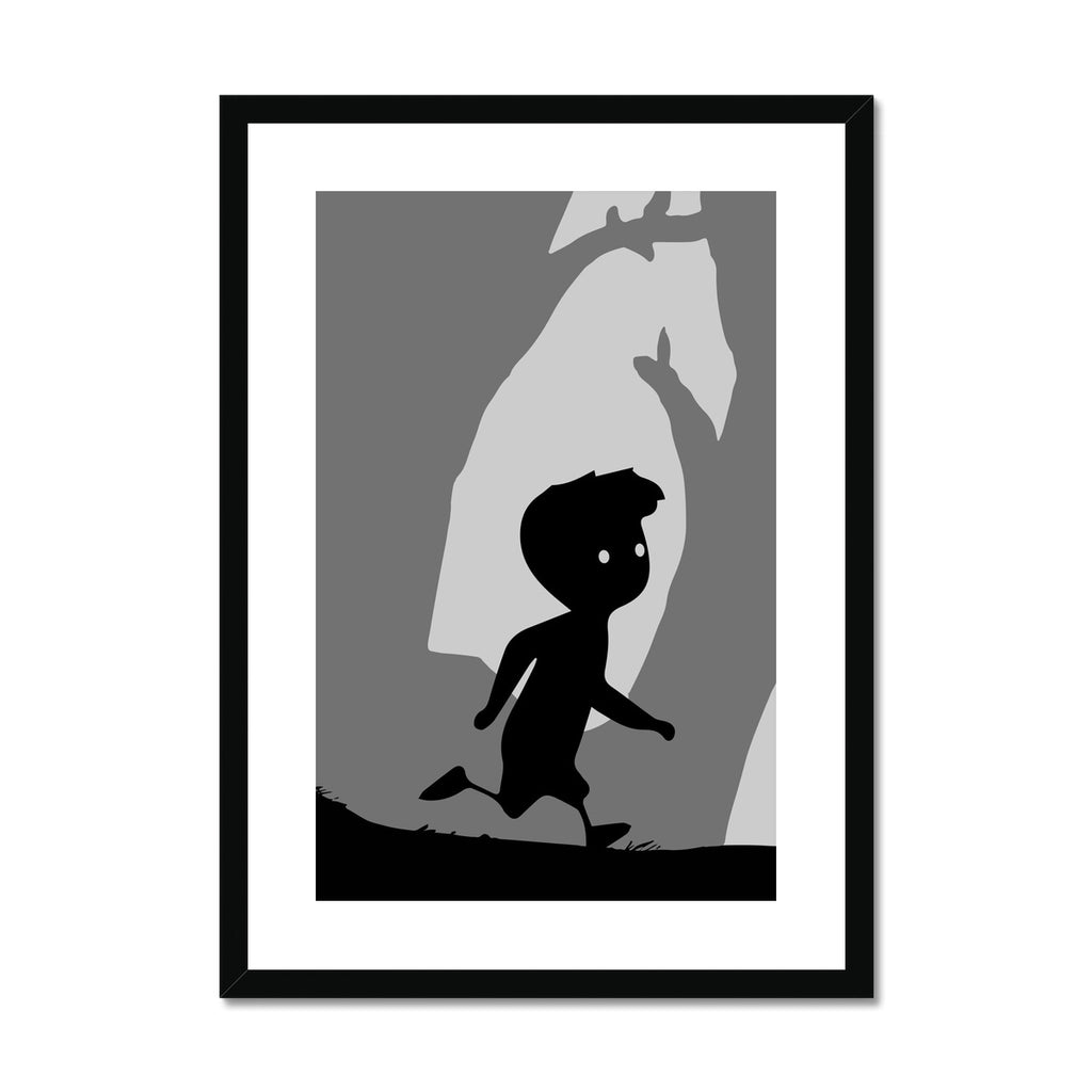 Limbo - Framed & Mounted Print