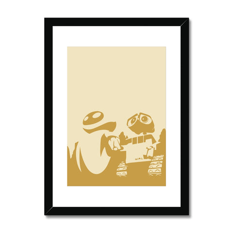 WALL-E - Framed & Mounted Print