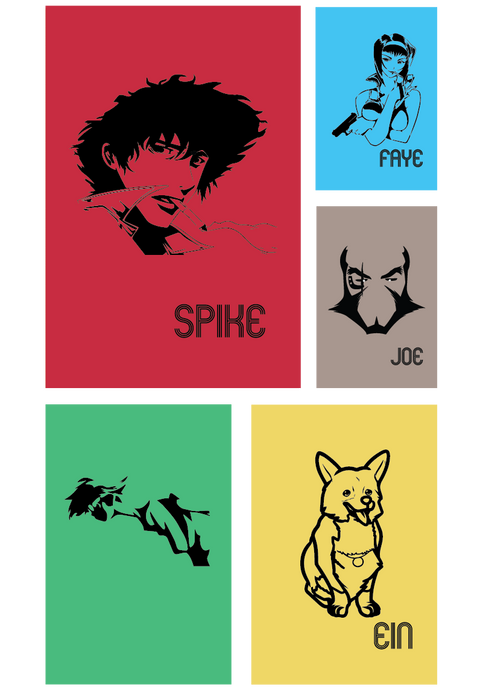 Cowboy Bebop Collection
