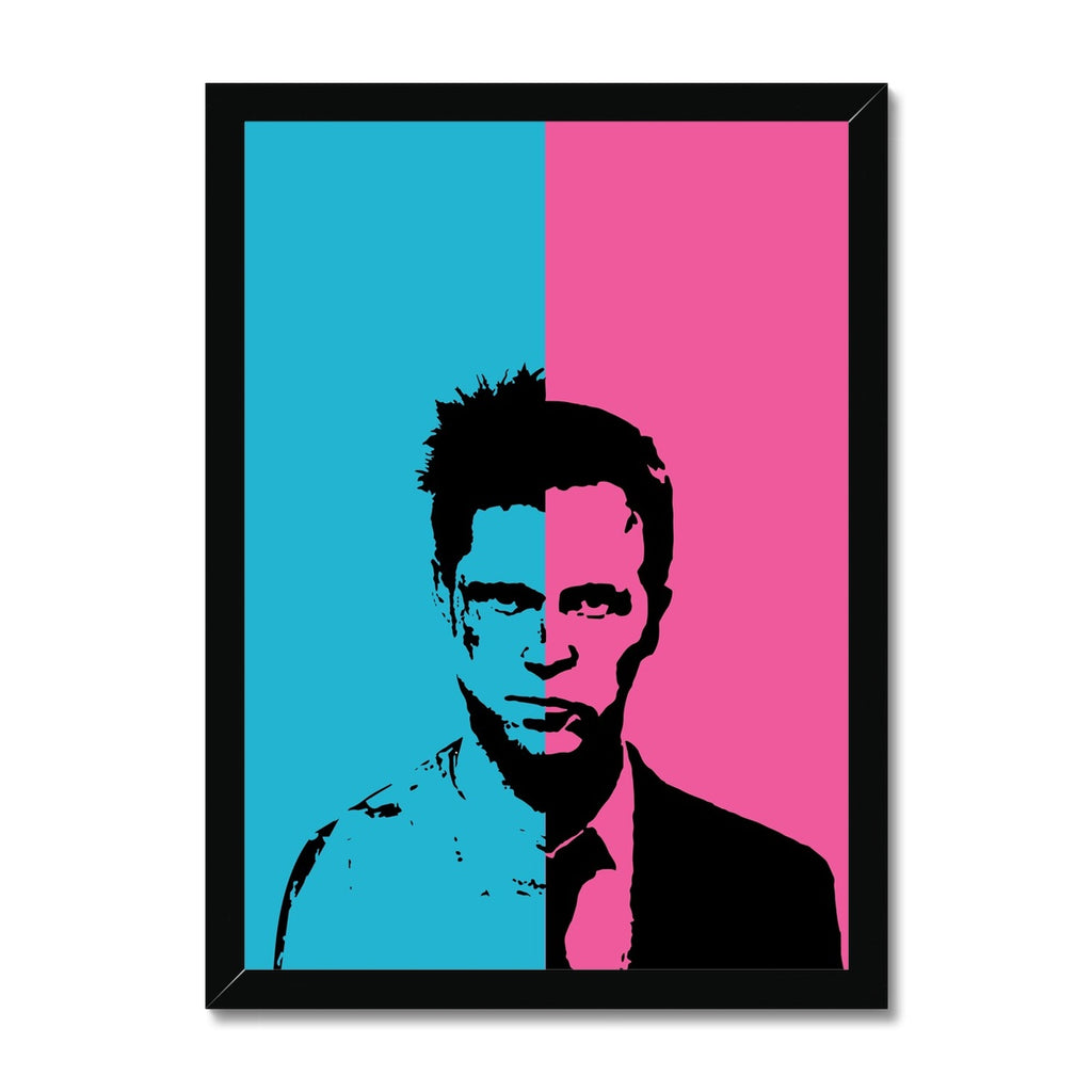 Fight Club -  Framed Print