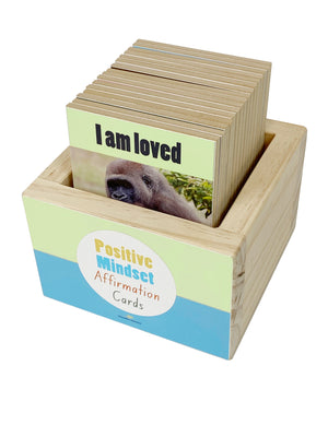 Positive Mindset Affirmation Cards