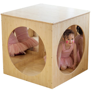 Bamboo Mirror Cubby House