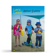 Set of all 4 big Big Books - With FREE Emergency Services Poster Kit