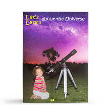 Set of 4 Big Books - With FREE 'Universe' Poster Kit