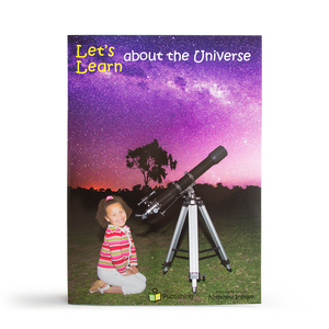 Set of 4 Big Books - With FREE 'Universe' Poster Pack