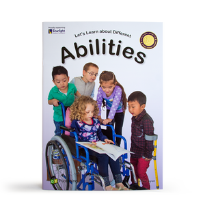 Set of 4 Big Books - With FREE 'Different Abilities' Poster Pack