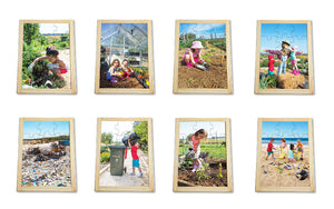 Caring for our Planet Puzzle Set with FREE Posters