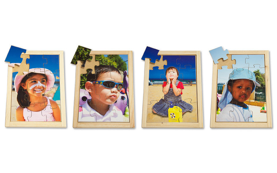 Sun Safety Puzzle Set