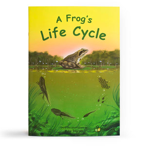 A Frog's Life Cycle Big Book