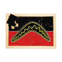 Aboriginal Traditions Puzzle Set