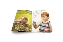 Set of 5 Big Books - With FREE 'Allergies' Poster Kit