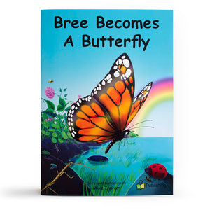 Bree Becomes a Butterfly Big Book