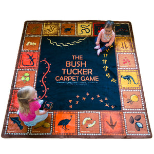 The Bush Tucker Carpet Game