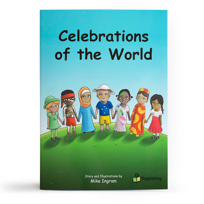 Celebrations of the World Big Book
