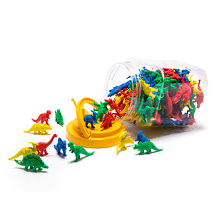 Dinosaurs Counters Jar