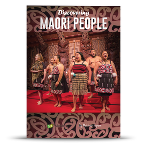 Discovering Maori People Big Book