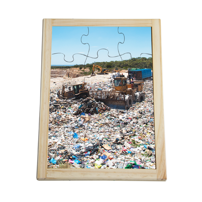 Rubbish Tip Puzzle