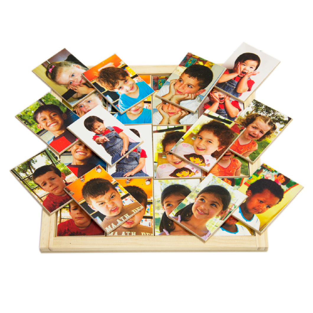 Emotions Large Memory Game