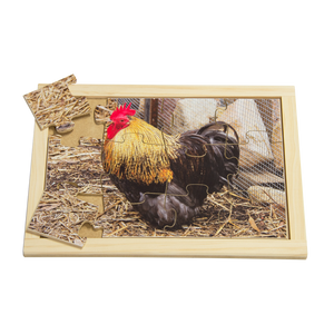 Rooster Farm Puzzle