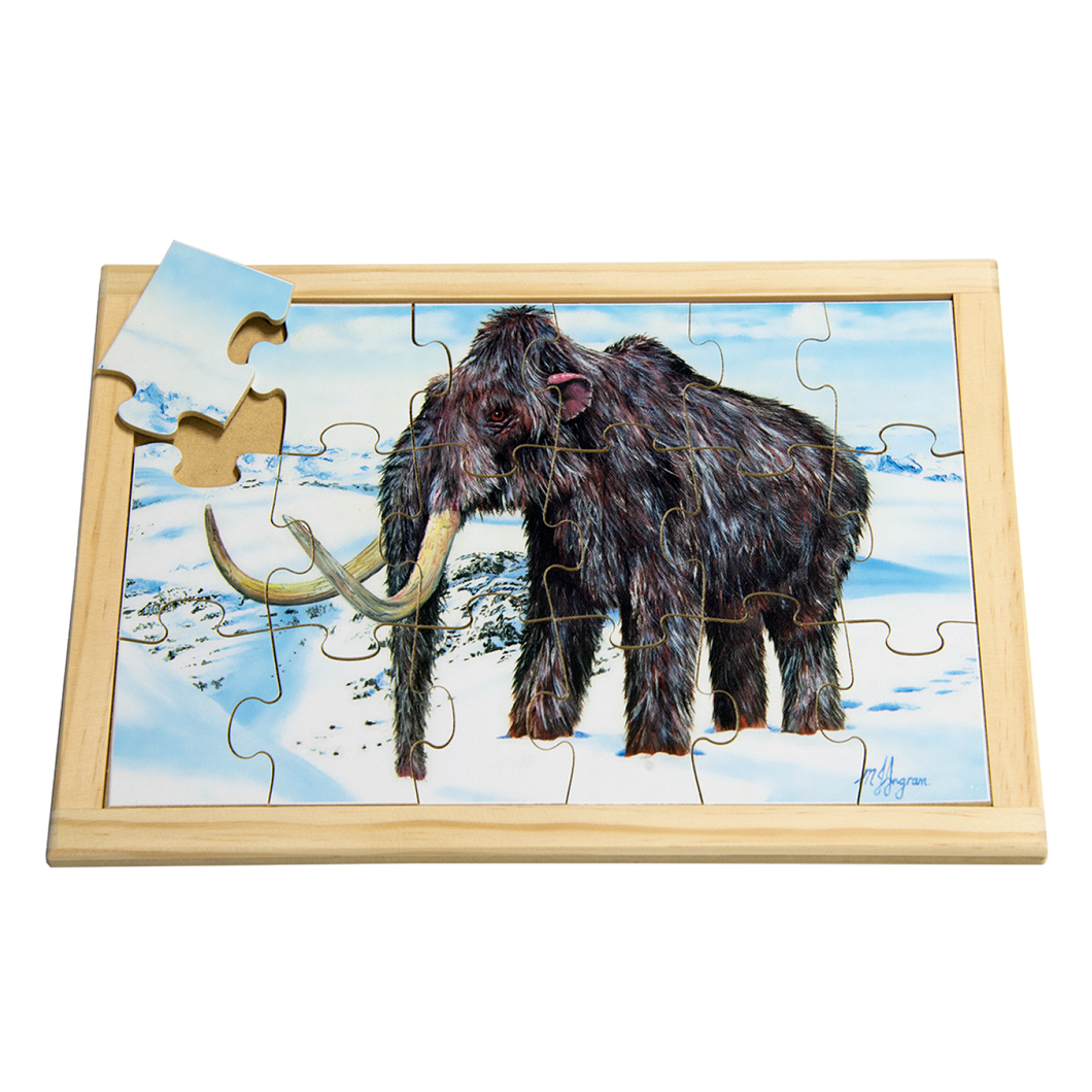 Woolly Mammoth Puzzle