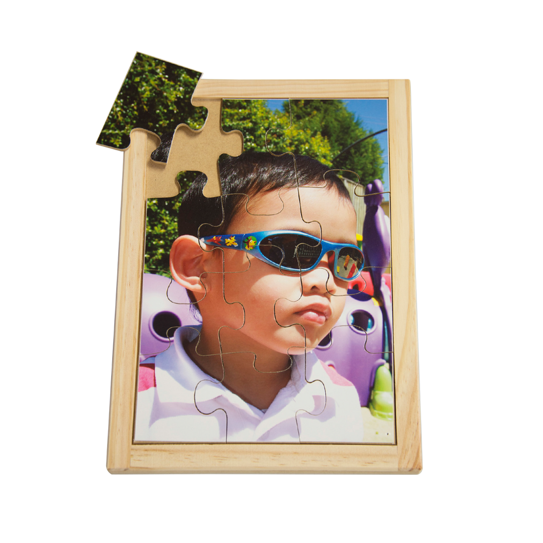 Sunglasses Sun Safety Puzzle