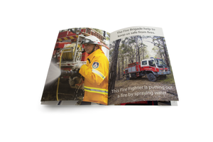 Let's Learn about Emergency Services Big Book