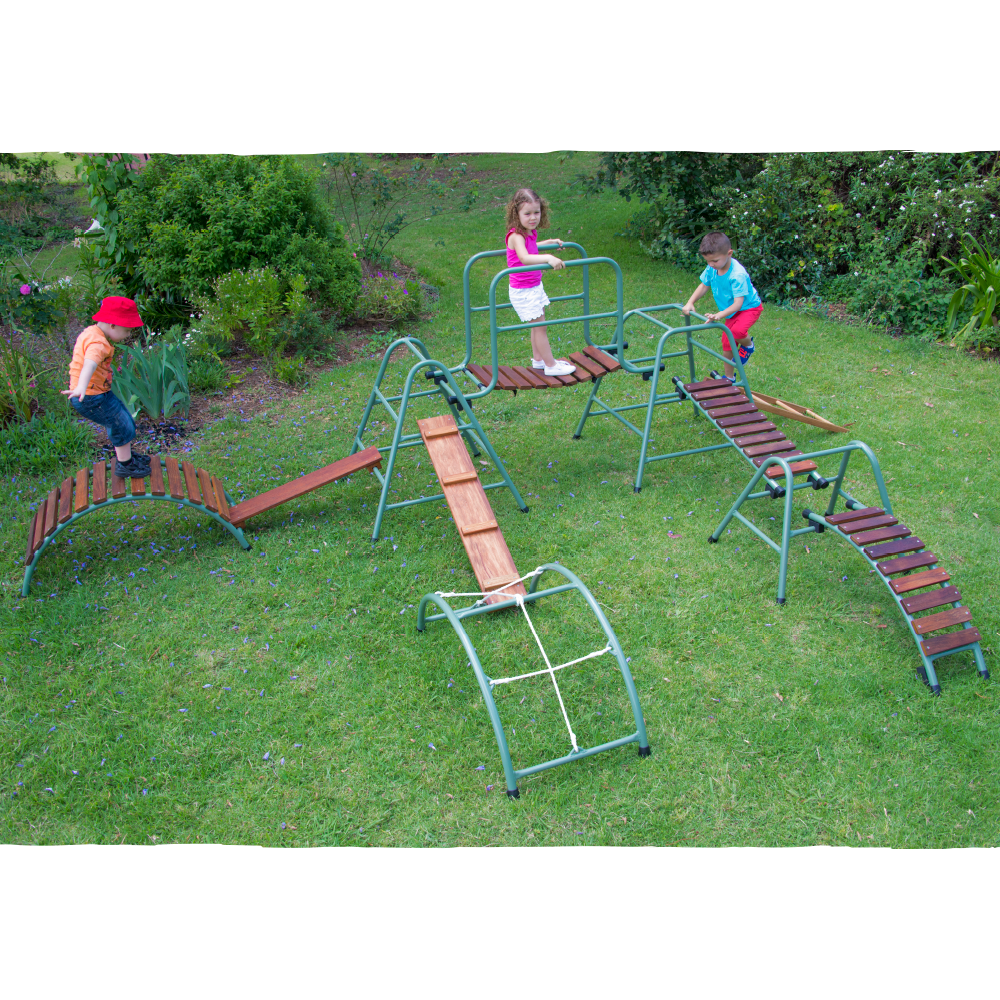Eucalyptus Large Playset