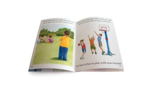 Set of 4 Big Books - With FREE Compost AND Exercise Poster Pack
