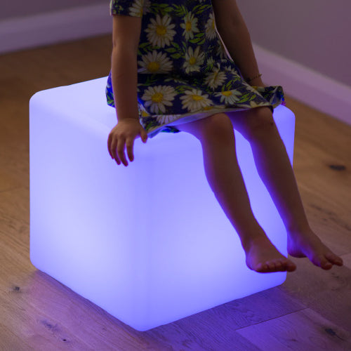 Glowing Cube
